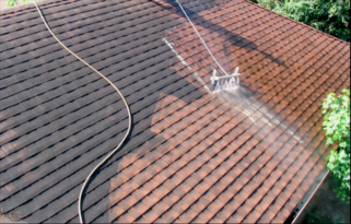 roof cleaning Fayetteville